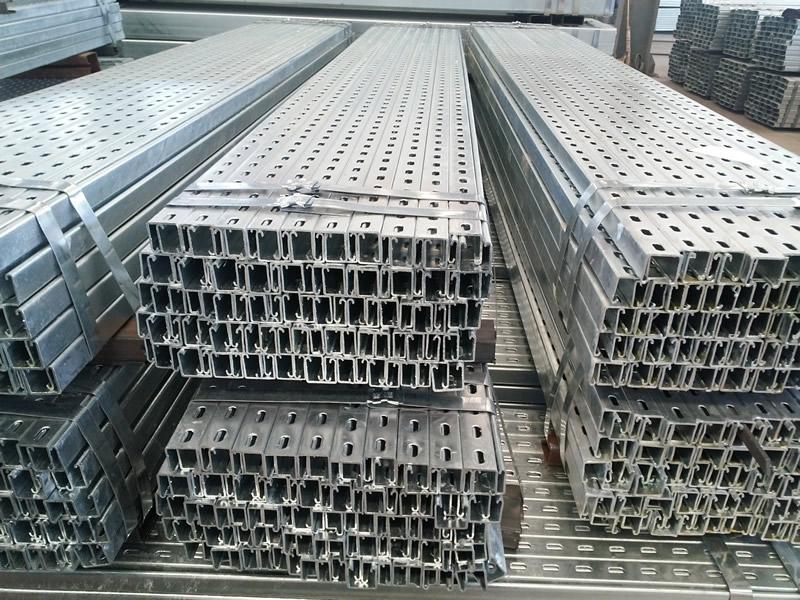 Steel profile 5