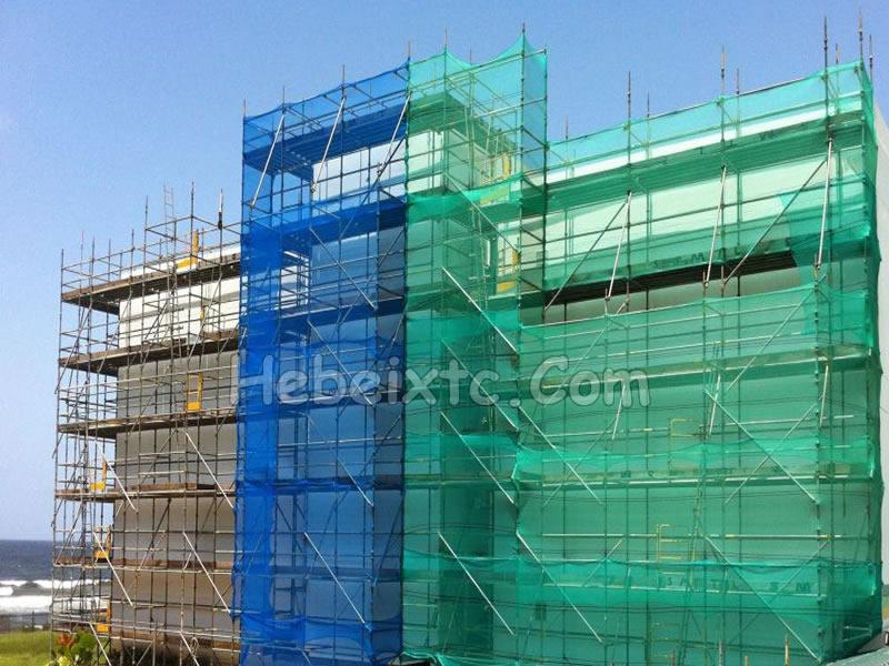 Construction netting