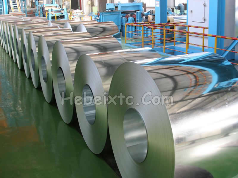 Galvanzied steel coil