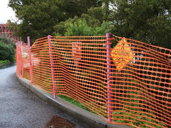 orange safety barrier 6