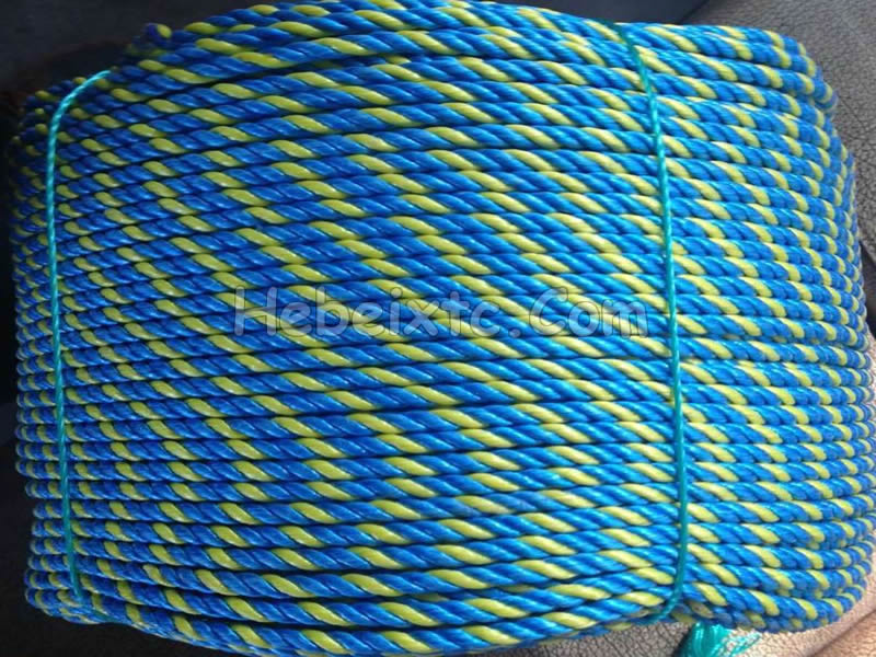 Rope for packing