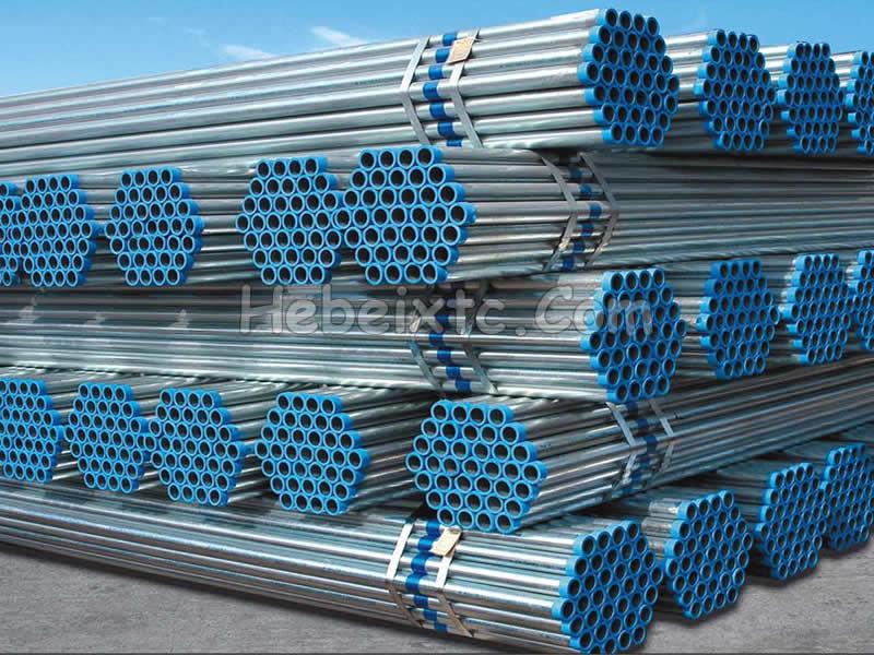 Steel tube& pipe