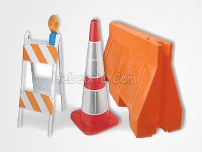 Traffic-barricade